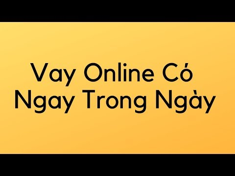 Vay Tiền Nhanh | Vay Tiền Online Có Ngay Trong Ngày - Avayngay.Com