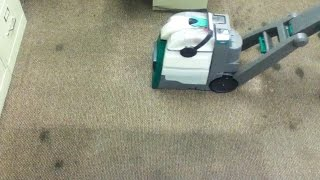 Bissell Big Green Deep Clean Carpet Cleaner Machine Performance Test Review