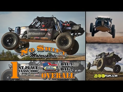 No Shift Motorsports Wins Overall at 2015 Blue Water Desert Challenge