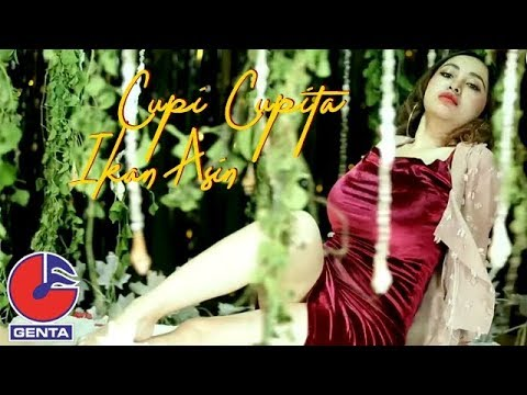 Video dan Lirik Lagu Ikan Asin - Cupi Cupita