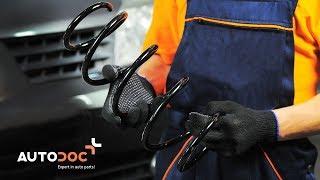 Jak vyměnit pružina zadního zavěšení na FIAT PUNTO NÁVOD | AUTODOC