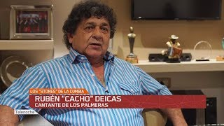 """Los Palmeras: los """"Stones"""" de la cumbia"""