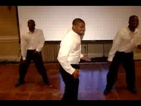 Groom Dances to Michael Jackson's PYT by Atlanta Bridal Video
