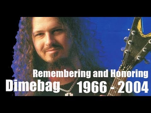 Dimebag Darrell Rockwalk induction ceremony - 2007