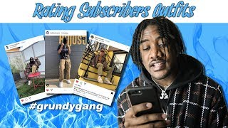 RATING SUBSCRIBERS OUTFITS #9 YEEZY, LOUIS VUITTON, NIKE OFF WHITE   Streetwear