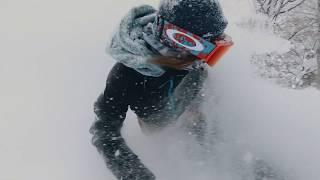 平岡卓&藤森由香 2018年12月 北海道ムービー 藤森由香 検索動画 5