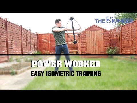 The Power Worker - A Useful Tool for On-The-Go Training and Isometrics At Home