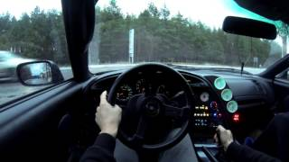 1st Person City Driving  | Toyota Supra 2JZ GTE MKIV (GoPro)