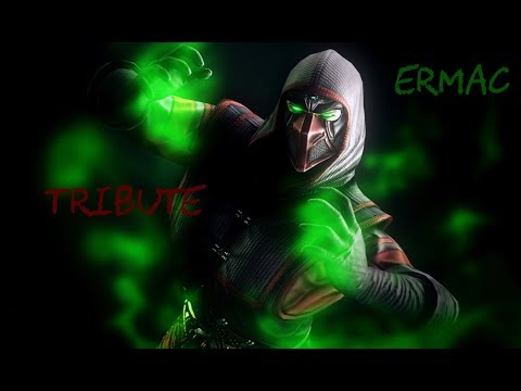 Mortal Kombat Ermac Tribute (whispers In The Dark)