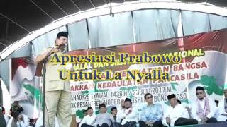 La Nyalla Dan Prabowo Subianto