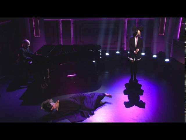 Sia - Birds Set Free (Piano Version) LIVE Vocals