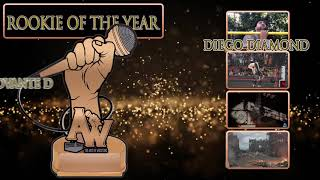Rookie Of The Year (2019 Nominees)