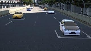 GT6 - Online Race - LYN Community - Tokyo R246 - 450PP - 10 Dec 2013
