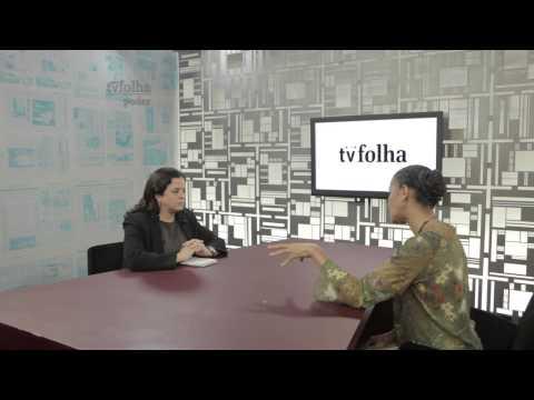 Veja entrevista com Marina Silva - parte 1