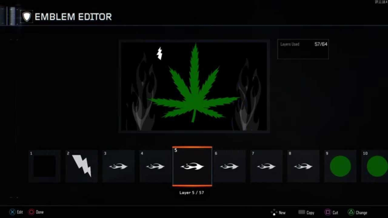 embleme bo3 ps4