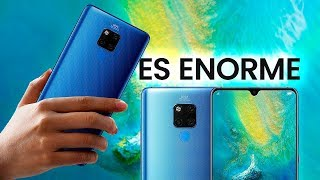 Huawei Mate 20 X review | GRANDE Y PODEROSO
