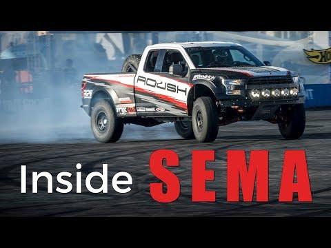The SEMA Experience | SEMA 2018