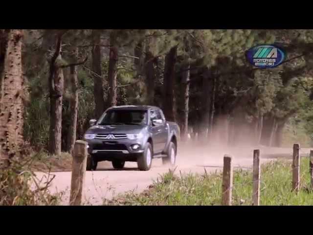 Motores e Ação - Nova Mitsubishi L200 Triton Chrome Edition