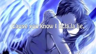 La La [The Cab] - Nightcore