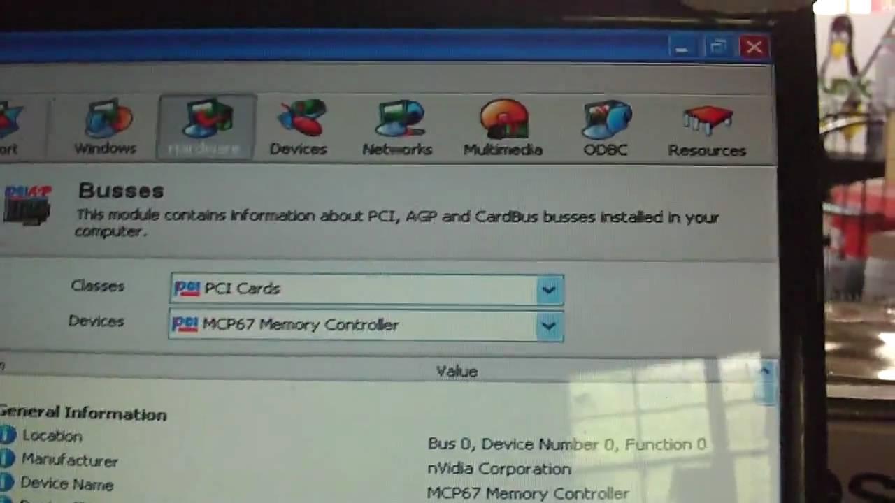 conexant cx20561 nvidia mcp67