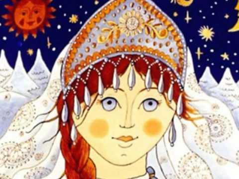 Сказка Морозко Русская народная сказка Русские сказки