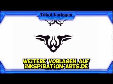 Tribal Tattoo Vorlagen tätowieren lassen
