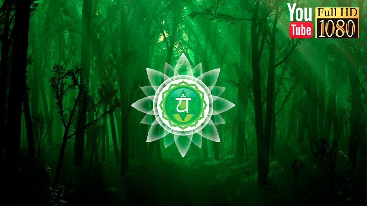 9 horas 🎶 Cuarto Chakra 🎶 Música Relajante para Meditar, Calmar la ...