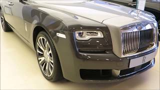 Rolls Royce GHOST II NEW off 2018
