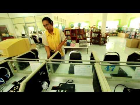 CFBT [Presentation] : ศูนย์เทคโนโลยีการศึกษาคนตาบอด
