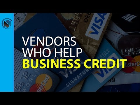 How to Use Vendors to Build Initial Business Credit For Your EIN that's Not Linked to Your SSN