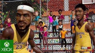 NBA 2K Playgrounds 2: New Season Update