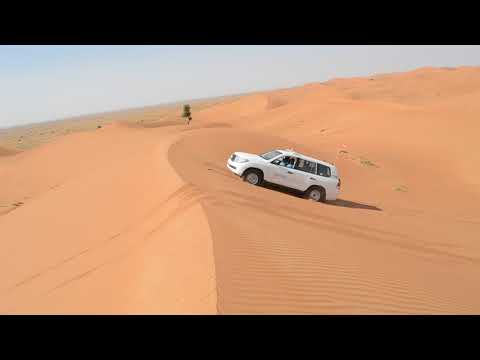 20141030 003 Dune Driving Training in Safah (Oman)