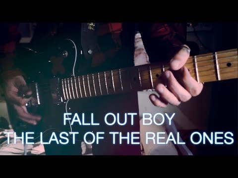 Fall Out Boy - The Last Of The Real Ones (Guitar Cover HD + TAB) by SymonIero
