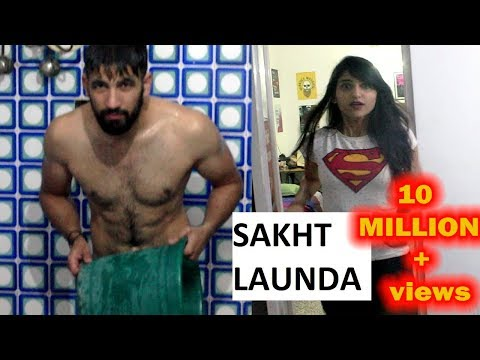 When Sakht Launda shares a flat with a hot girl | Idiotic La