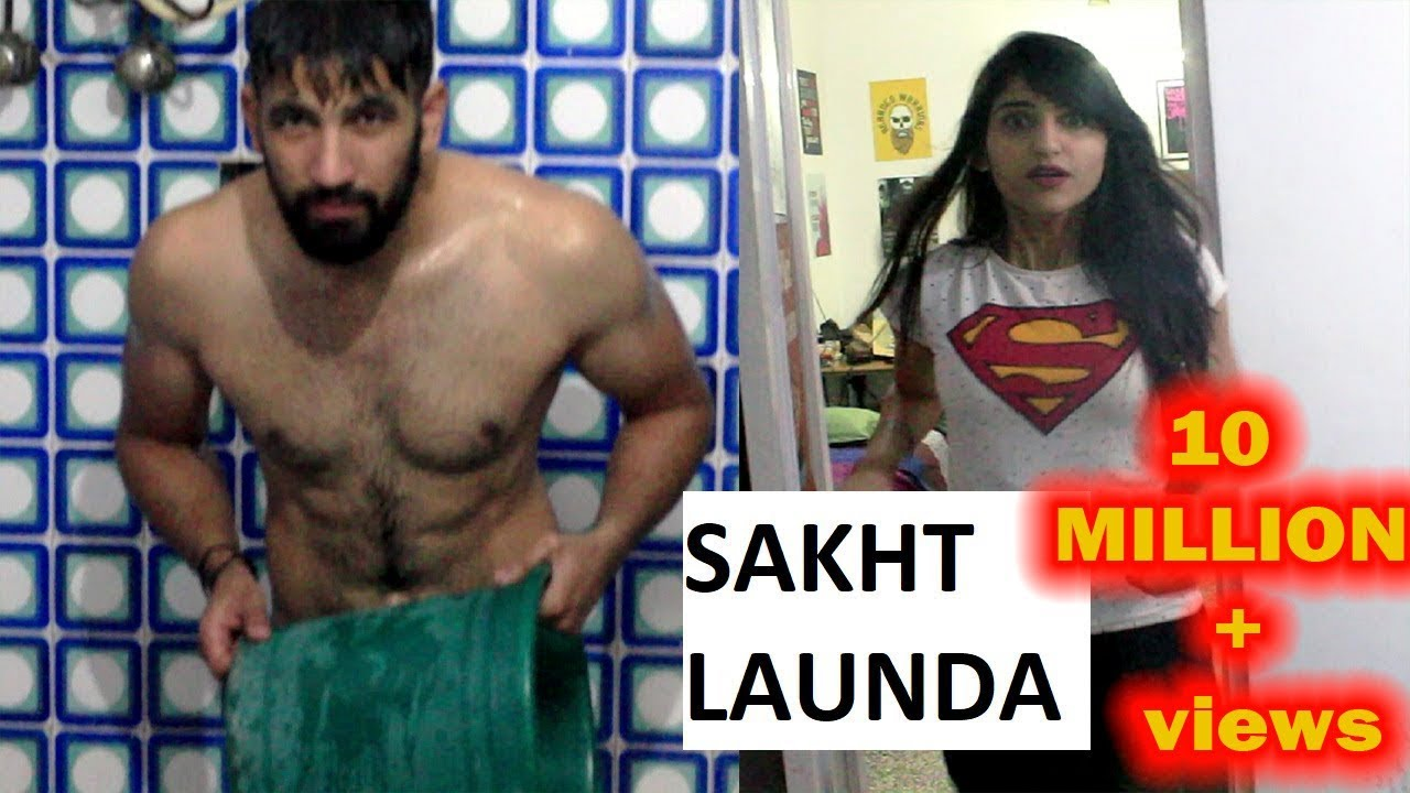 When Sakht Launda shares a flat with a hot girl | Idiotic Launda Ft Rahul Sehrawat #1