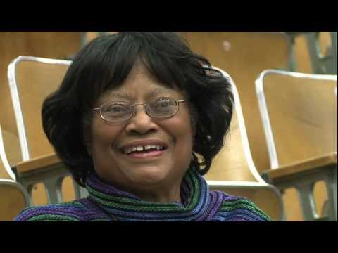 Missouri S&T's first African American graduate