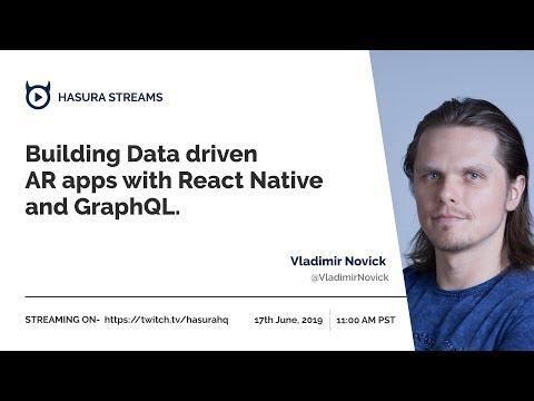 Building data driven AR apps using GraphQL and React Native thumbnail