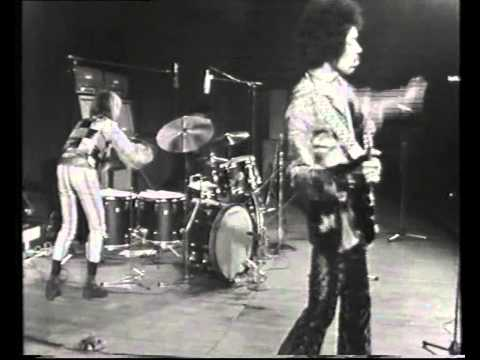 Jimi Hendrix Experience: TV report (1969 Stockholm footage unearthed)