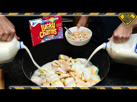 You'll Need a Shovel for These Giant Lucky Charms!