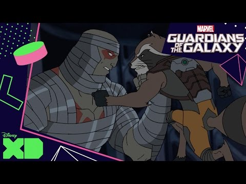 Guardians of the Galaxy   Lyin' Eyes 👀 - Season 2  Disney XD