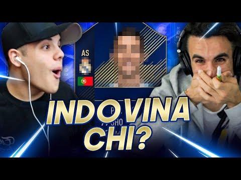 INDOVINA CHI con i TOTY!!!! ENRY LAZZA vs OHM | FIFA 18 ITA