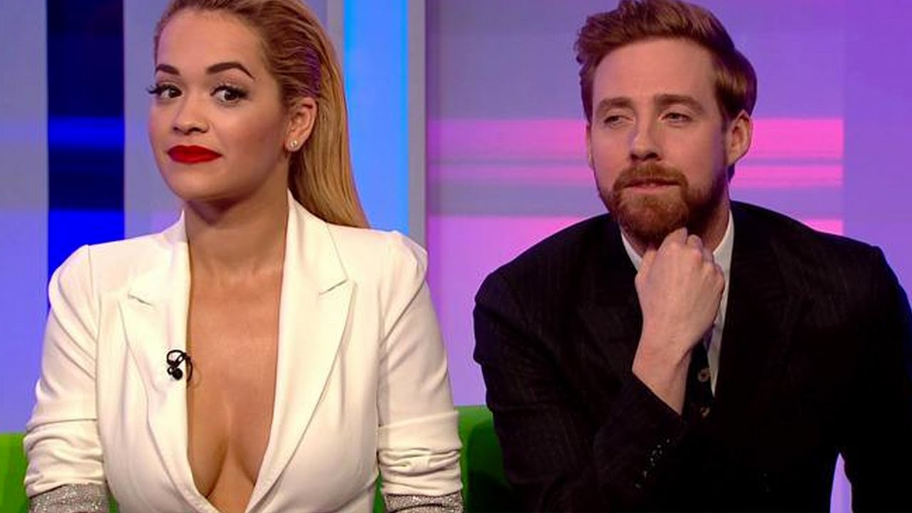 Rita Ora Cleavage Nude Photos 31