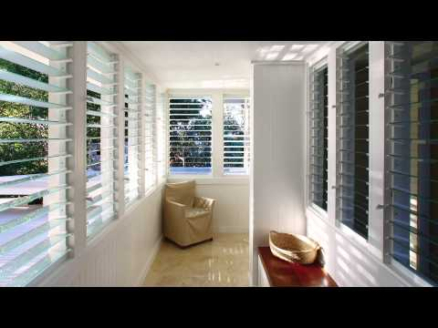 Asia Energy Efficient Breezway Louvre Windows for a Comfortable Home