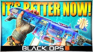 the GKS is Much BETTER after the HITSCAN  Update! (GKS Best Class Setup COD BO4)