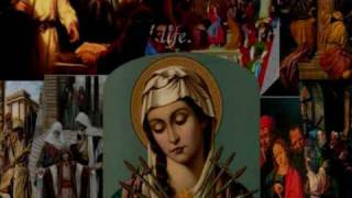 7 sorrows of our Blessed Virgin Mary, Mother of God
