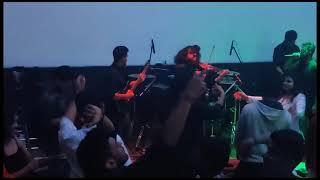 Vlog #34 T.R.A.P Live at Five Mad Men (Kolkata) || 29.01.2021