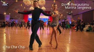 Dorin Frecautanu - Marina Sergeeva (UK) | Cha Cha Cha | Asian Tour 2020