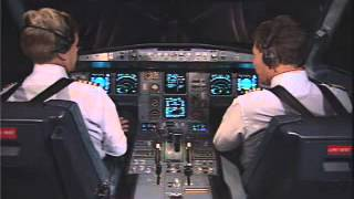 FLYING AN AIRBUS - Golden Rules operating the Airbus series - Cockpit