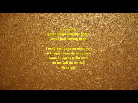 Nina Donelli feat. Djomla KS - Bogati tata (tekst, lyrics)