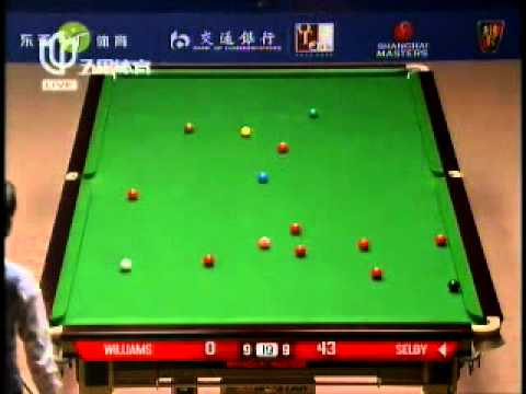 Shanghai Masters 2011 - Finale - Mark Williams v Mark Selby (Decider)